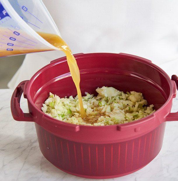 3 make ahead microwave pressure cooker