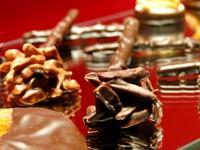 チョコレートは血の香り