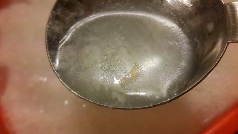 バラムツの油