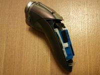 シェーバー電池交換フィリップス(philips HQ8870)