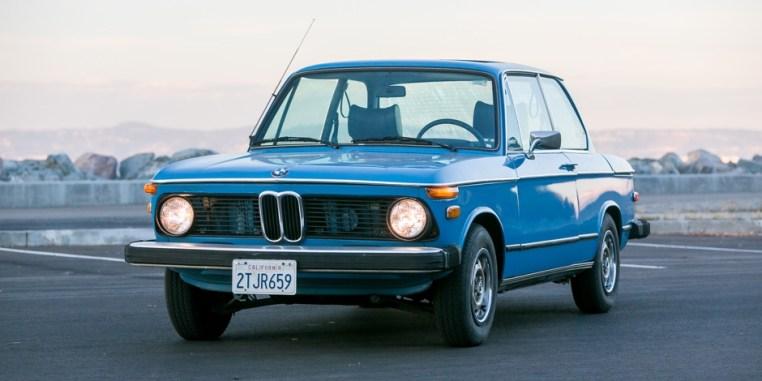 '76 BMW 4