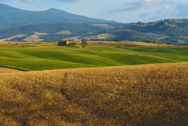 01 The Val d'Orcia