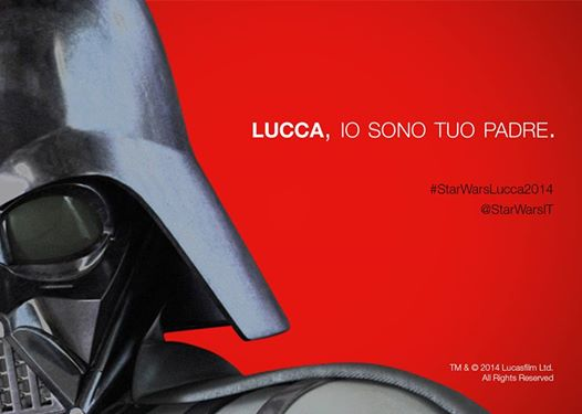 02 Lucca  I am your father