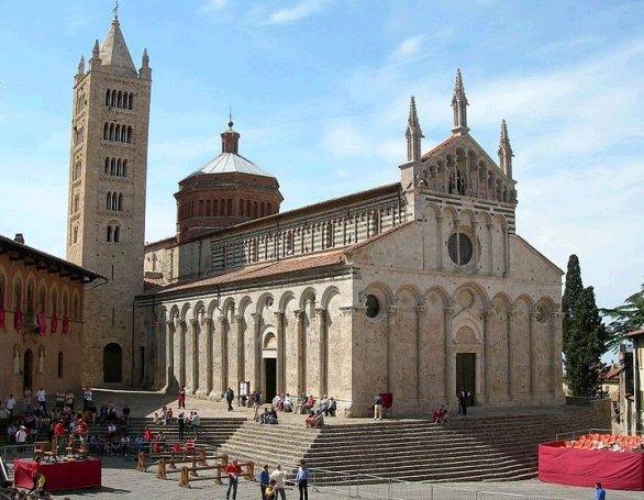 Saint Cerbonius Cathedral, Massa Marittima