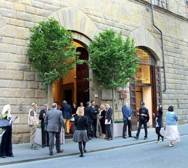 02 Salvatore Ferragamo Museum, the A Palace and the City exhibition opening