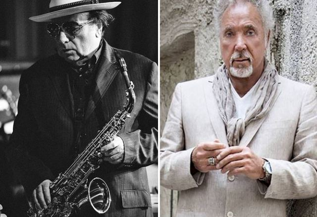 02 Van Morrison and Tom Jones