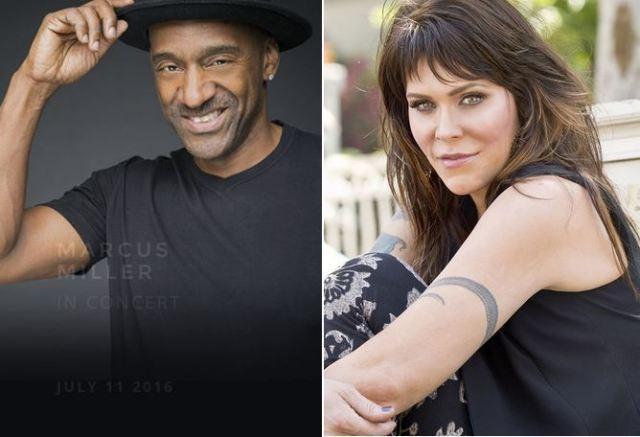 03 Marcus Miller & Beth Hart