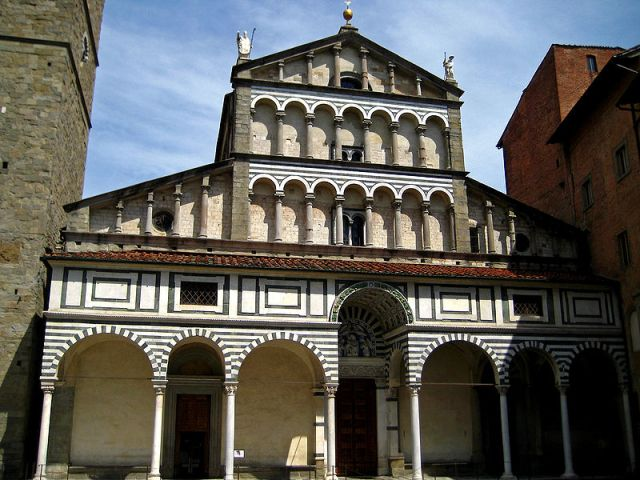 03 Pistoia, Cathedral of San Zeno