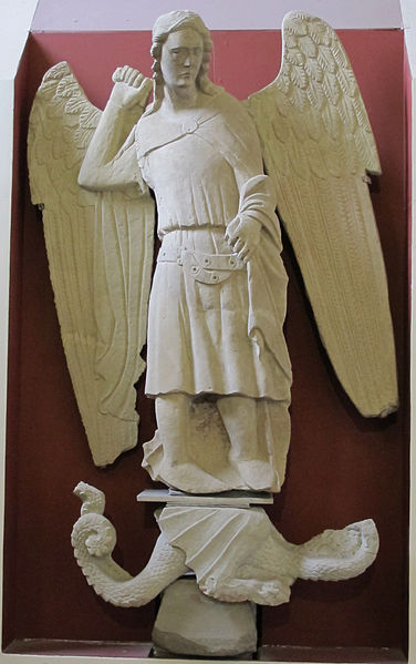 03 St Michael the Archangel, XIV century