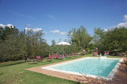 07 Holiday villa in Lucignano S111