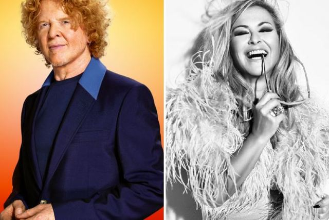 07 Simply Red and Anastacia