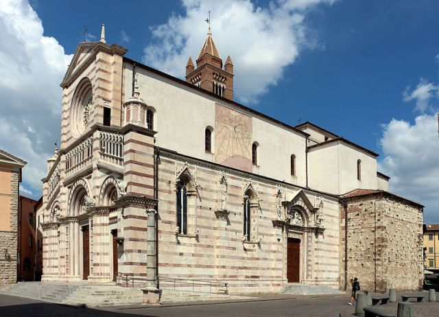 08 Grosseto, Cathedral of San Lorenzo
