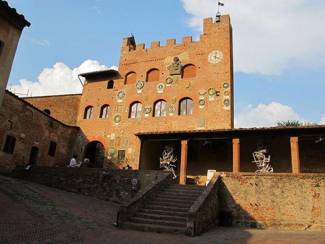 08 Palazzo Pretorio Museum, Certaldo