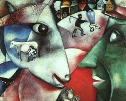 Chagall's painting: a device to give shape to dreams | Tuscany ...