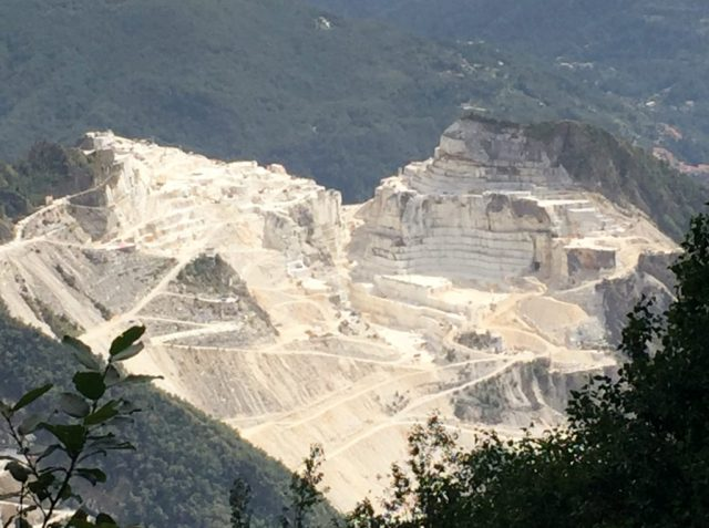 Cave Carrara (foto gm)