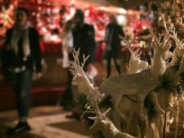 Christmas market Arezzo 2016 01