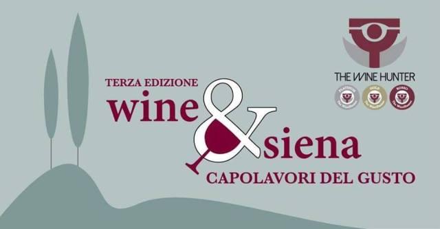 Wine & Siena 2018