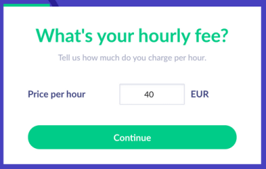 Set up your online private tutoring business choosing your own hourly rate, no more fixed tutoring salary - tutor.id makes online tutoring easy.