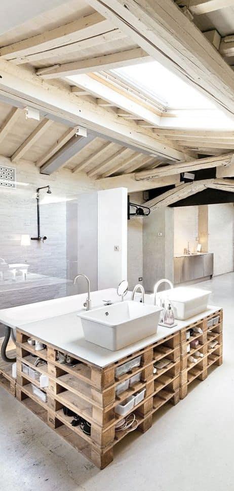Maniglie per mobili in legno stile moderno. Ristrutturare Il Bagno Con Stile Arredobagno Online
