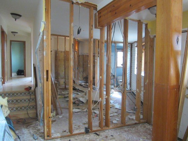 Offing drywall