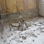 Concrete in Master Bath