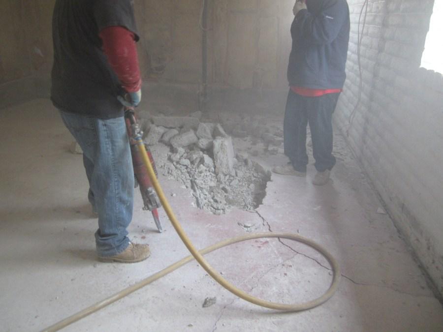 Guys at work