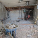 Utility Room and Kitchen area