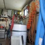 Insulation Truck Setup