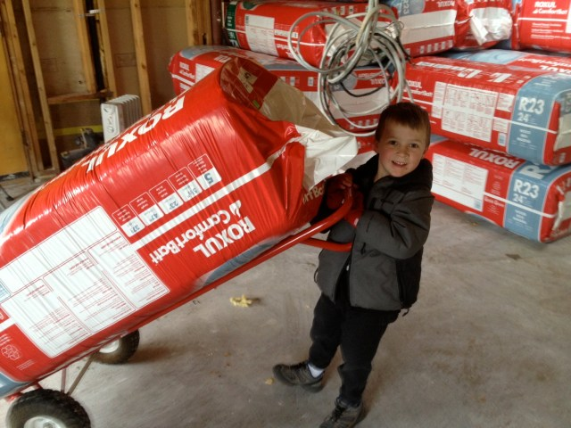 Grandson Trucking Roxul