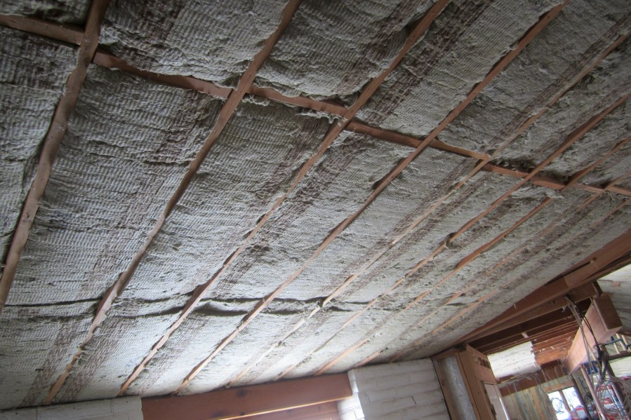 Rock Wool Ceiling