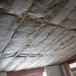 Rock Wool Ceiling