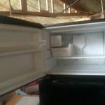 Freezer Box with Ice Maker