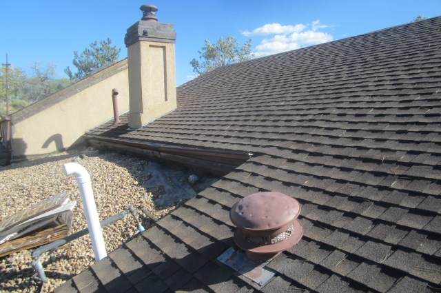 Shorter chimney cap