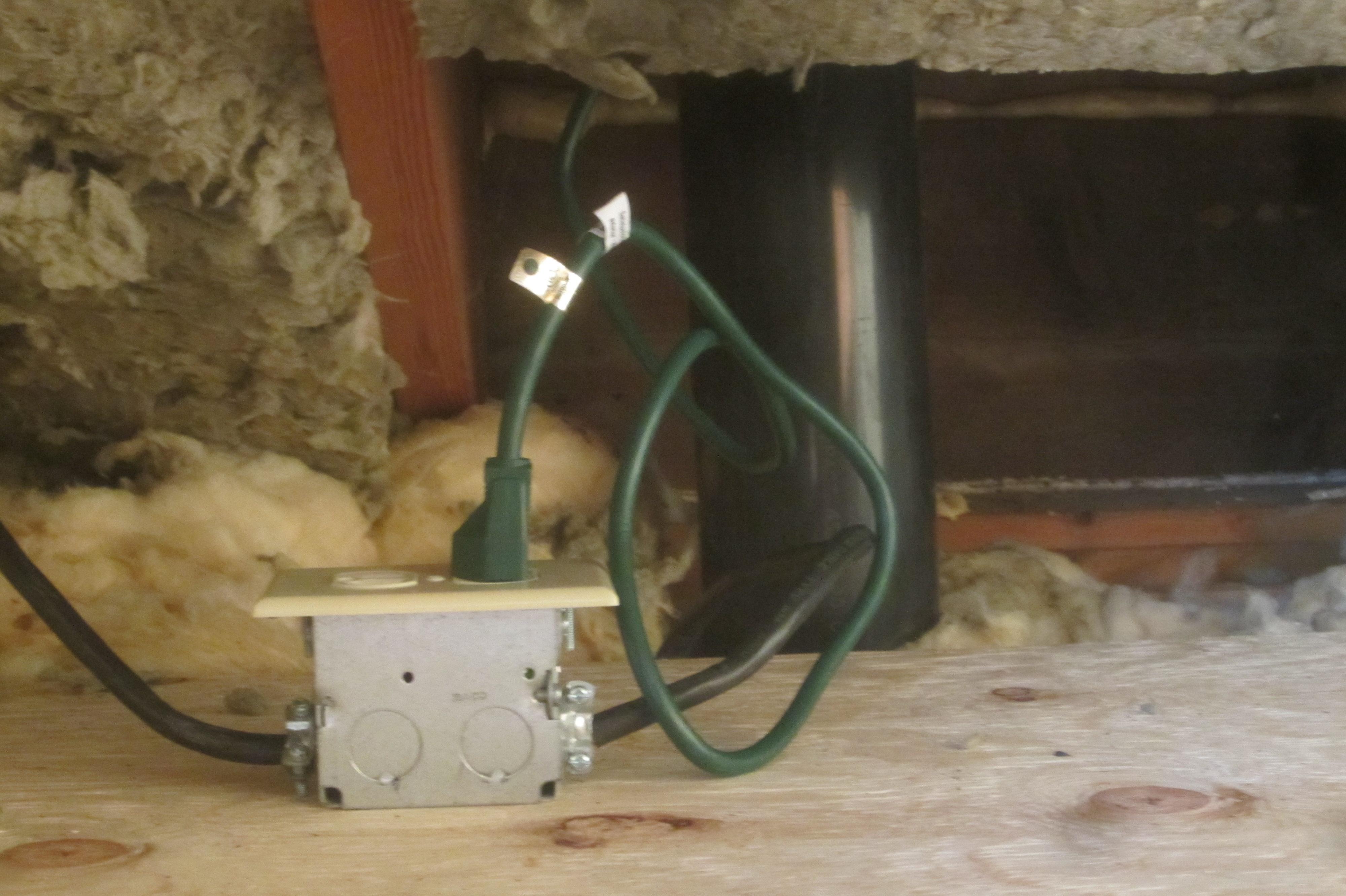 Fan  Tas  Tech Radon Fan