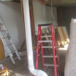 To Floor Pipe