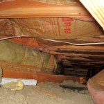 More boards and insulation