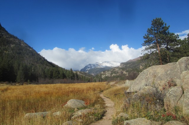 Rocky Mountain National Park Trail