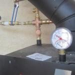 Boiler System holds Air
