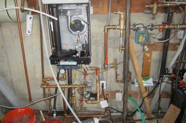 Original Pump Wiring