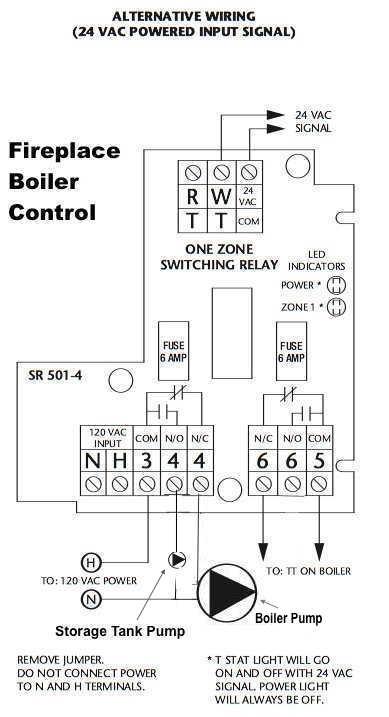 Taco 501 4 Switching Relay Alt 24 V Power?resize\\\=389%2C717 pump taco wiring sr501 2 wiring library \u2022