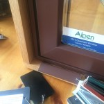 Alpen Window Corner