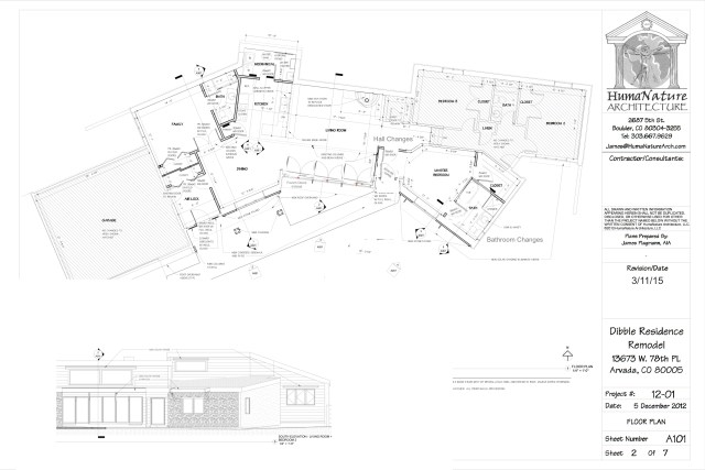 Floor plan revision 3-11-15