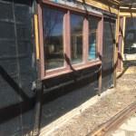 Glazing Removed