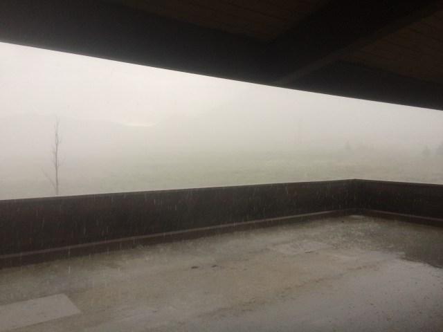 Deluge at Curecanti NRA