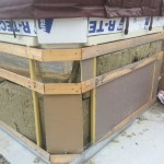 Layers of Spa Insulation
