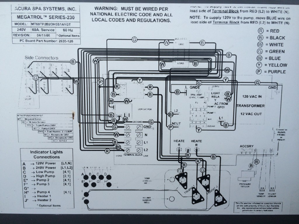 Juno Fleming: Acura Spa Systems | Acura Spa Systems Wiring Diagram |  | Juno Fleming