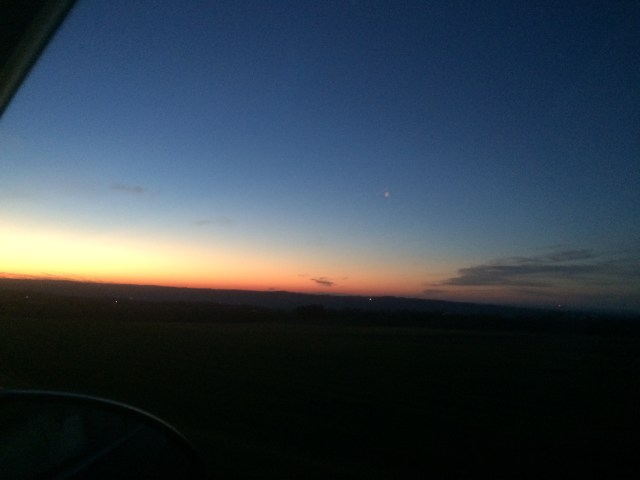 Upstate New York Sunset