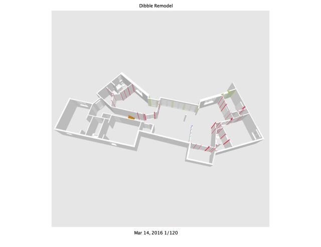 Stud Wall 3D Remodel 03_14_16