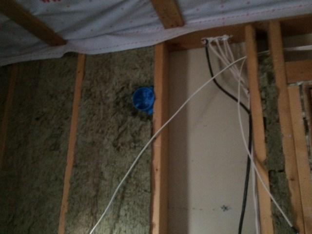 Garage Wall Wiring