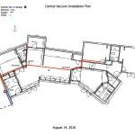 Central Vac Install Plan